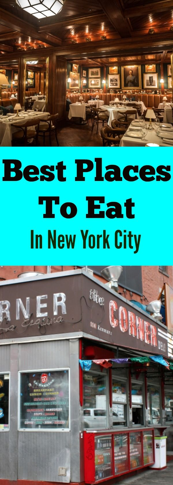 Good places for dating in new york