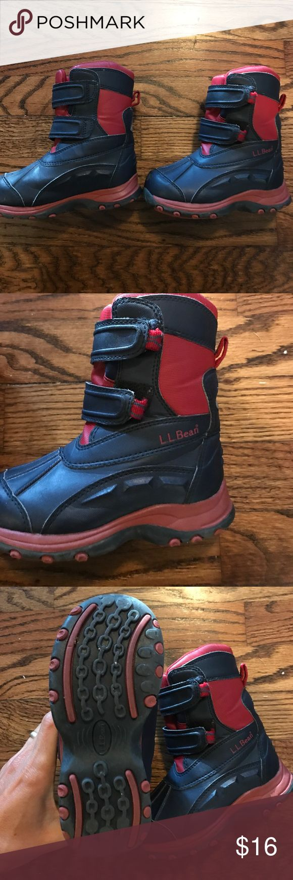 L.L. Bean Boots Perfect for the rain, cold and hiking in the mud.  Great gently used condition L.L. Bean Shoes Boots