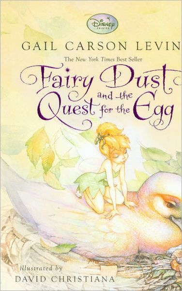 Fairy Dust And The Quest For The Egg...Ramie Would Love This Series.