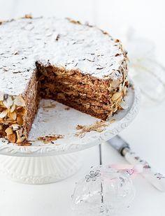 Агнес Бернауэр — самый вкусный торт в мире
