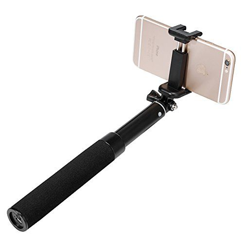 Selfie Stick, Benks Pro 3-in-1 Self-portrait Monopod Wireless Bluetooth Selfie Stick with Built-in Bluetooth Remote Shutter with Adjustable Phone Holder for Iphone 6, 6 Plus, 5 5s 5c 4s, Samsung S6(s6 Edge) and Other Smartphones (Extend Size(8.7-34.3Inch)-Black) Benks http://www.amazon.com/dp/B011I188GC/ref=cm_sw_r_pi_dp_1LERvb13YQ99B