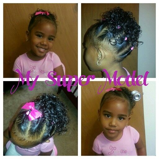 Hairstyles For Babies find this pin and more on kid hairstyles by voiceofhair Mixed Baby Hairstyles