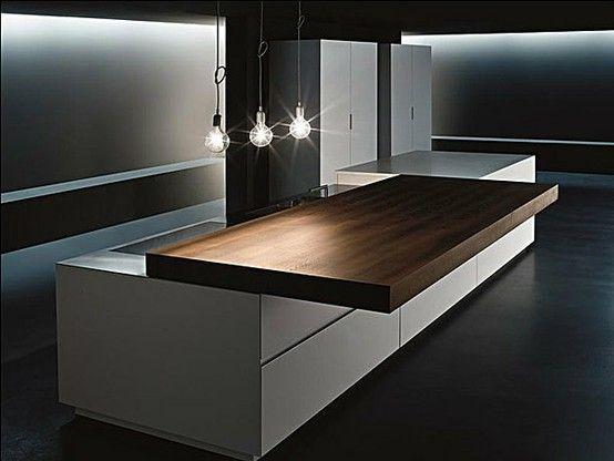 hidden kitchen design. hidden kitchen 31 best Minimal Kitchen Designs images on Pinterest  Design
