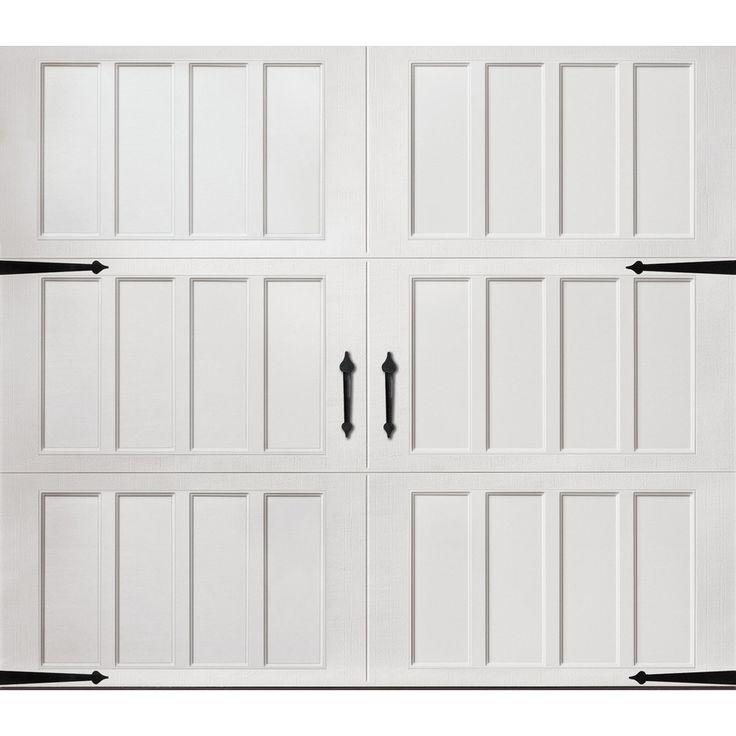 . Garage Door Section