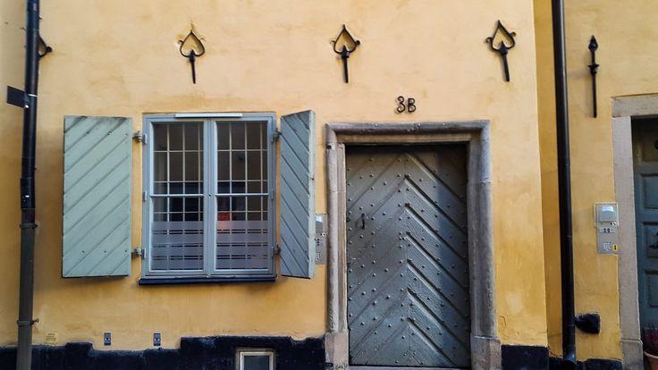 Bollhusgränd 3B in Gamla Stan, Stockholm