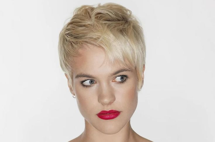 100+ Sehr stylische kurze Frisuren und Bilder für Frauen jeden Alters 2019-2020