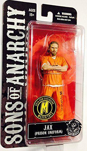 "Sons of Anarchy Jax Teller Exclusive 6"" Action Figure [Orange Prison Outfit] Sons of Anarchy http://www.amazon.com/dp/B00MAP9MNE/ref=cm_sw_r_pi_dp_1.wRub1ZTQRDT"