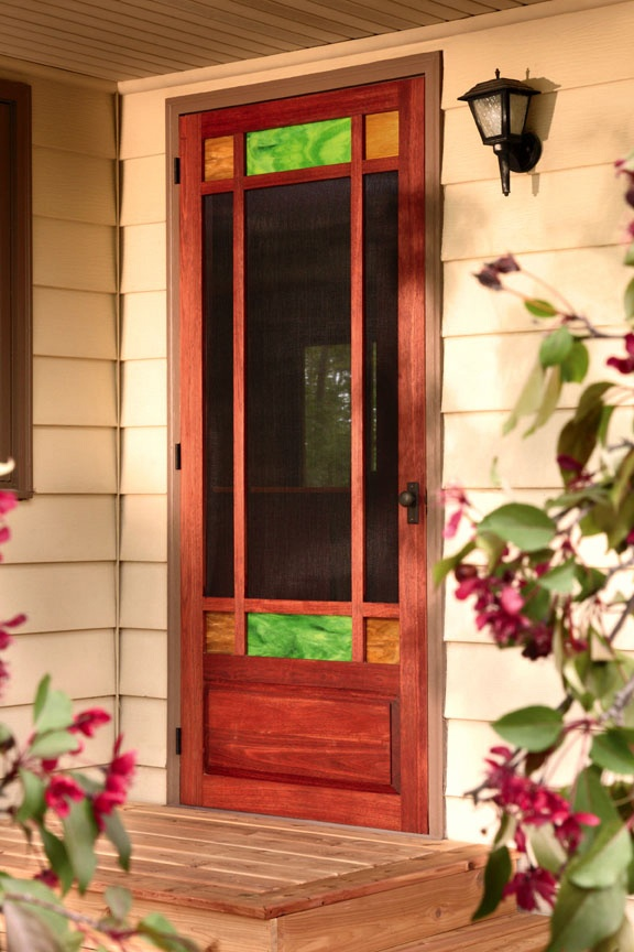 17 best images about back porch on pinterest craftsman for Back door with window and screen