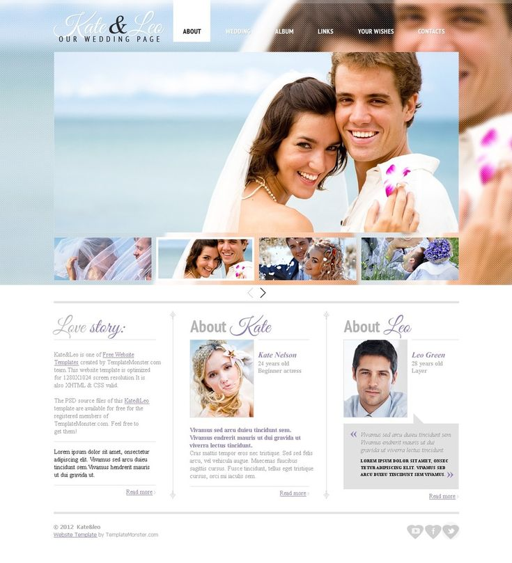 The 25+ best Best free website templates ideas on Pinterest Web - free resume website templates
