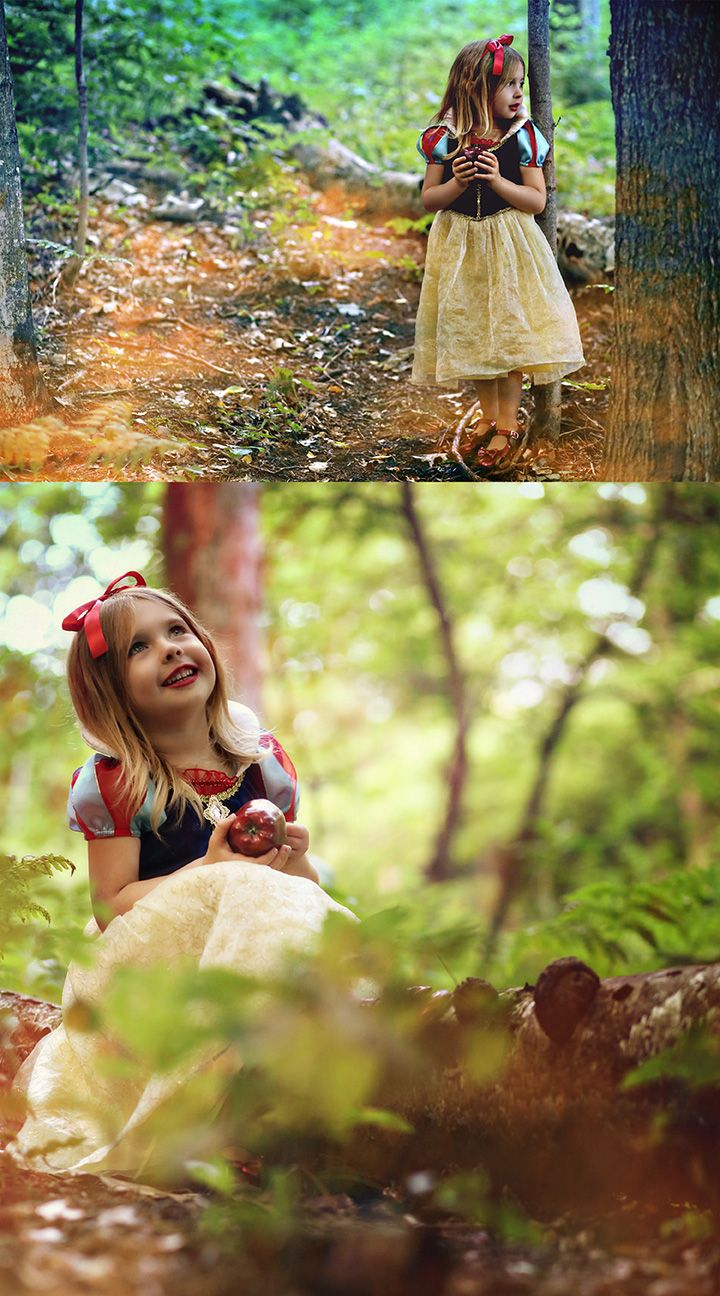 Center of Attention Photography - Northern Michigan Photography - Snow White Themed Photography Shoot -coaphoto.com