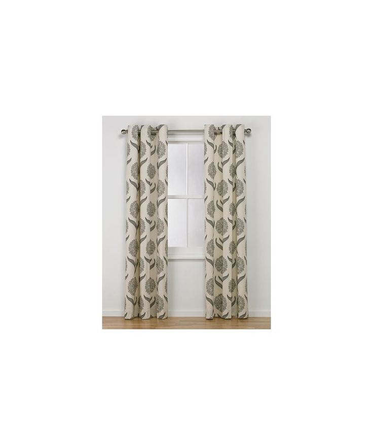 Buy Heart of House Ella Curtains - 168 x 229cm - Multicoloured at Argos.co.uk - Your Online Shop for Curtains.