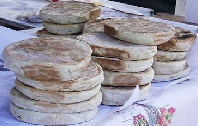 Bolo do Caco (Madeira) - a most delicious bread