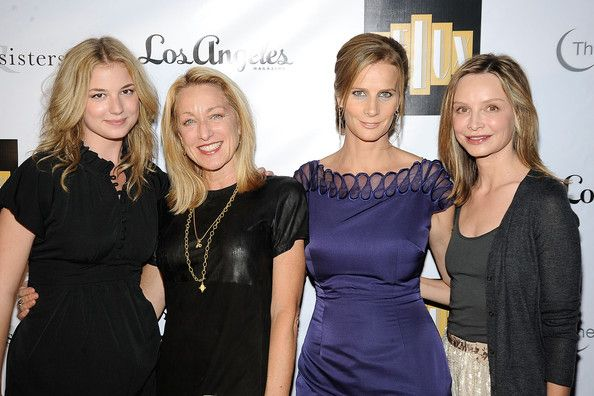 Rachel Griffiths and Calista Flockhart Photo - Brothers & Sisters Season 4 Premiere Party