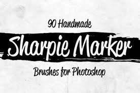 Картинки по запросу шрифт маркер для фотошопа