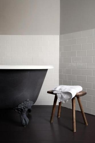 subway tile (!!) Gallery of inspirational imagery and photos from around the world : Remodelista