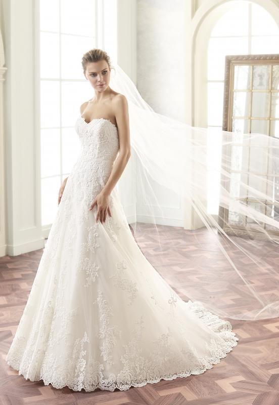 36 best Modeca wedding dress images on Pinterest | Hochzeitskleider ...