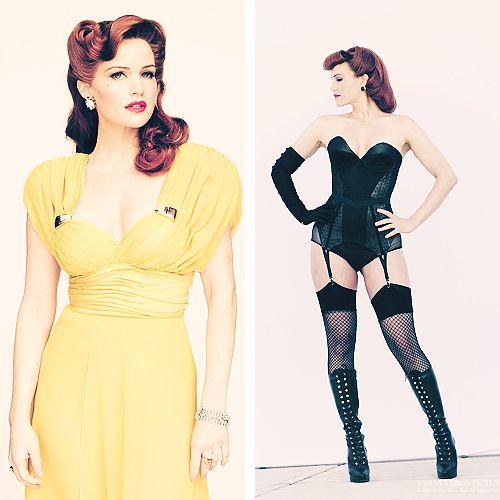 Silk Spectre. Watchmen. Love the corset/garter
