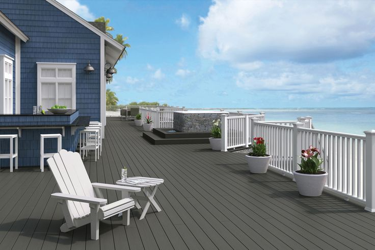 Havwoods HO604 Xscape Voyager Grey Decking