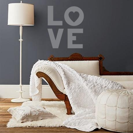Love – Grey from Inspiration For Your Walls - R149 (Save 40%)