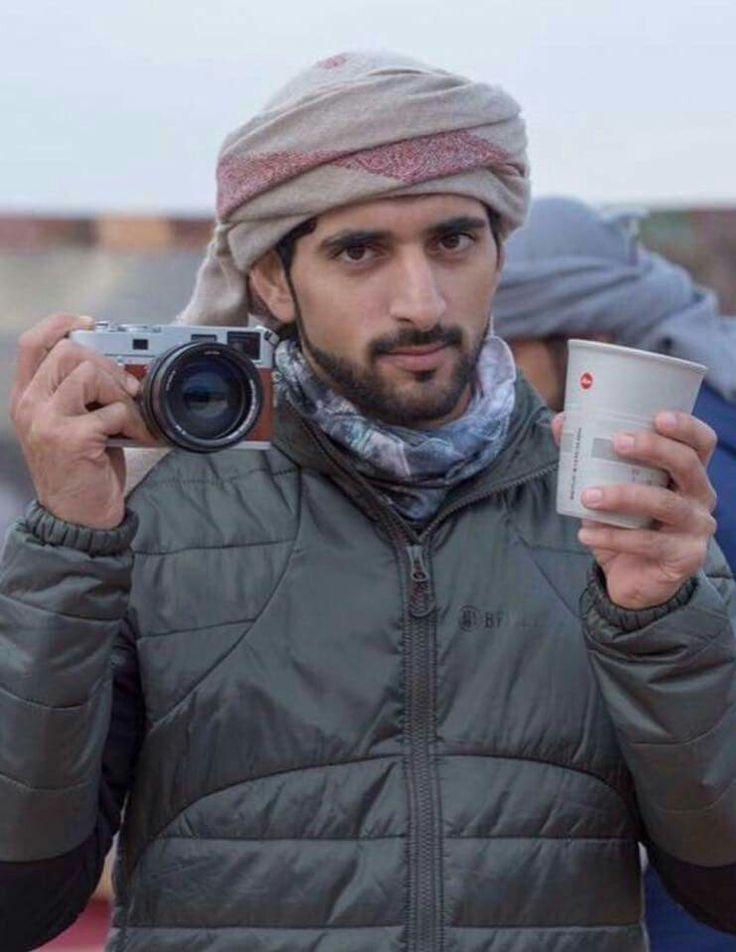 The Crown Prince Of Dubai Sheikh Hamdan MRM