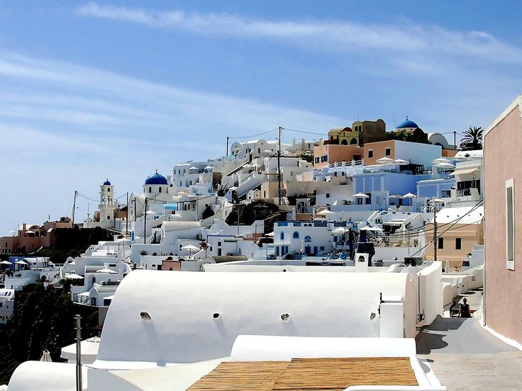 https://flic.kr/p/koqheW | Santorini - Fira | Firá is the modern capital of Santorini.