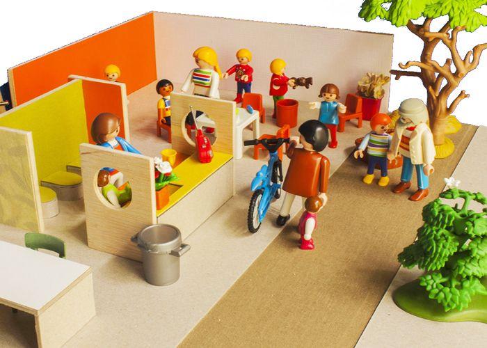 mini jardín de infancia Parramon + Tahull arquitectes
