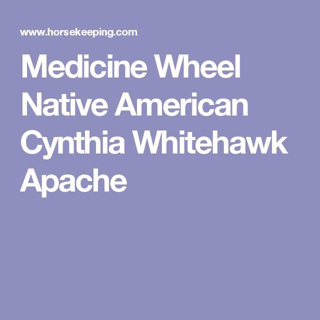 Medicine Wheel Native American Cynthia Whitehawk Apache