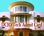 The aspirants of Deputy Central Intelligence Officer / Technical (Wireless Telegraphy) in Intelligence Bureau exam are looking to download UPSC DCIO/Tech. (Wireless Telegraphy) Admit Card.