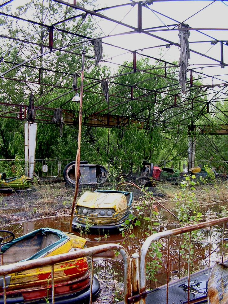 abandoned carnival - Google Search