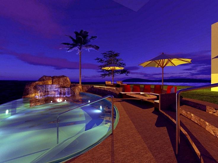 Residential Swimming Pool Design Interior Design Portfolio