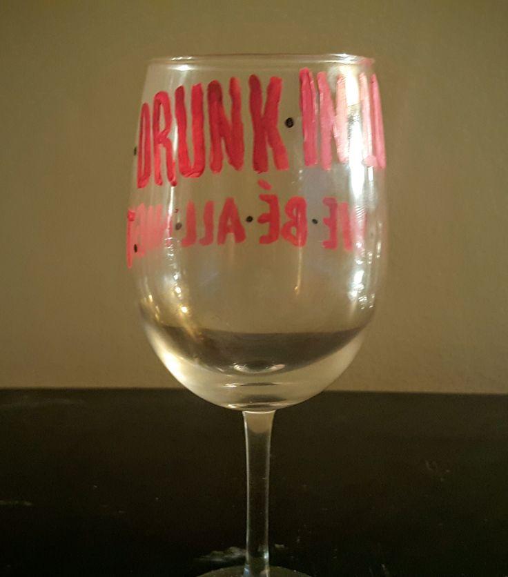 Drunk In Love Glass