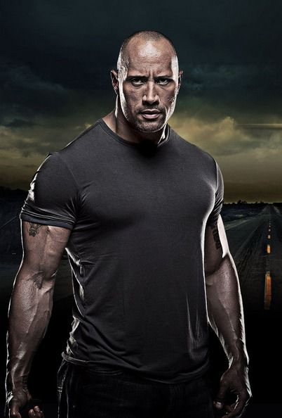 Dwayne Johnson, the one reason I put up with my husband watching WWE, the off chance that this guy might show up!!