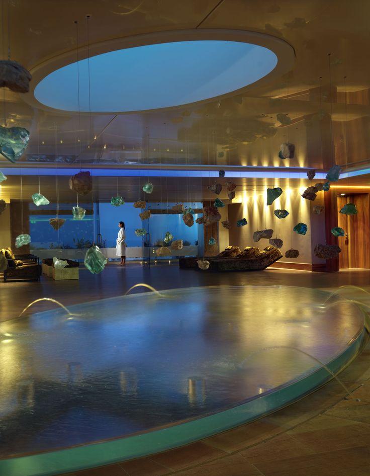 Six Senses Spa at Porto Elounda De Luxe Resort http://www.elounda.com/en/hotels/europe-greece-crete-lassithi-elounda/portoeloundadeluxeresort.html