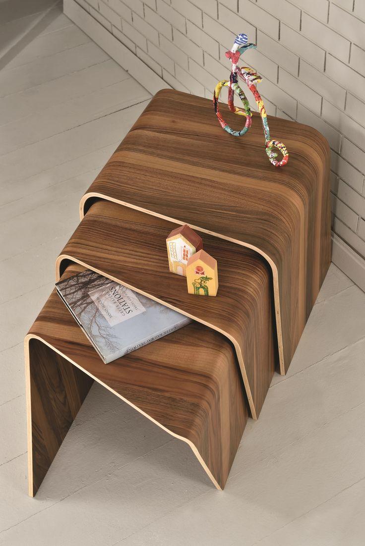 Jenga Coffee Tables