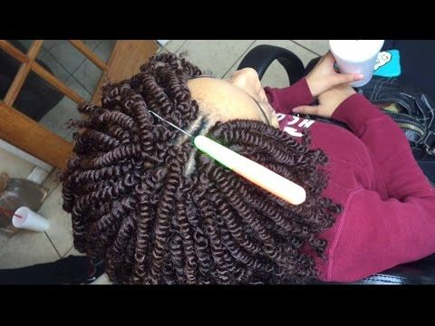How To Twist Spring Twist The Right Way Raw Amp Uncut Hair
