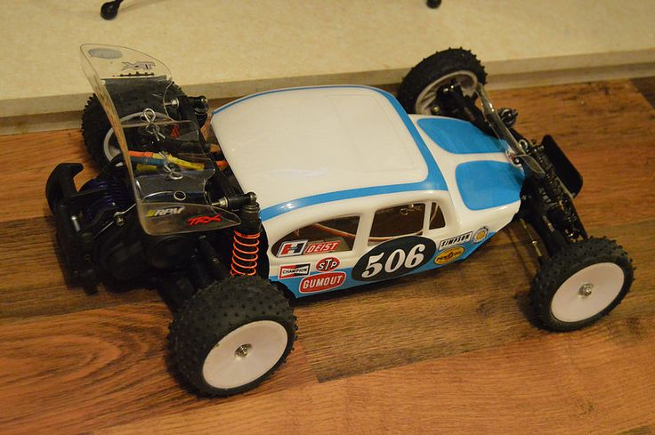 Alternative bodies for the Traxxas Bandit - Traxxas Rustler & Bandit @ URC Forums