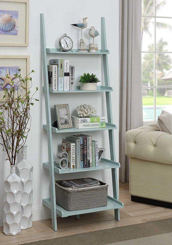 Gilliard Ladder Bookcase New Appartment Pinterest