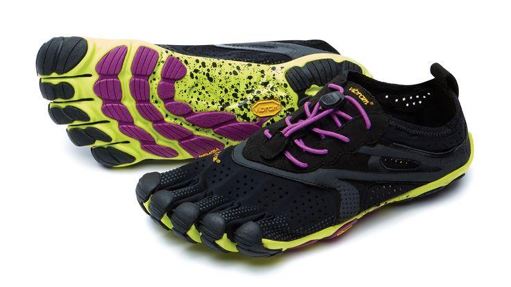 Les FiveFingers V-Run sont les chaussures parfaites pour les fans de la course sur route ou piste ! #5doigts #Vibram #FiveFingers #barefoot #running #chaussures #minimalistes