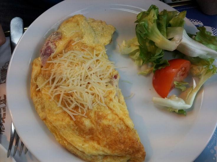 Omelette of Paris