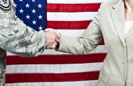 Military Officer Transition | ManagingAmericans