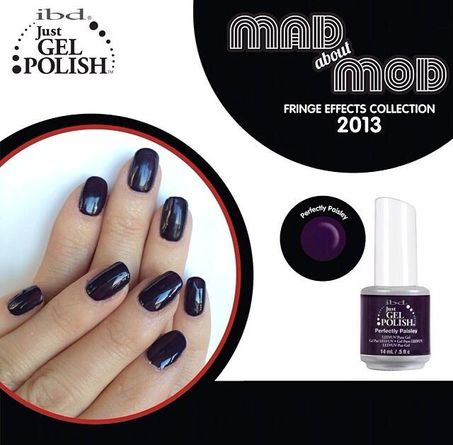 Indian Ocean Polish Colour Blocking Nails With Opi Fly: 17 Best Images About Gel Polish: Gelish, IBD Gel Polish