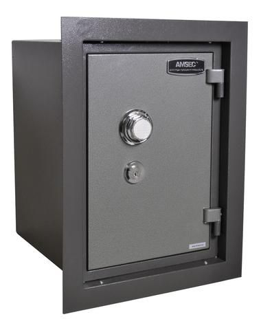 AMSEC WFS149 Fireproof Wall Safe