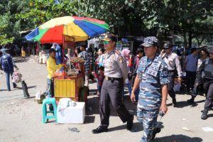 Kapolres Metro Tangerang Kota Tinjau Keamanan Tempat Liburan Lebaran