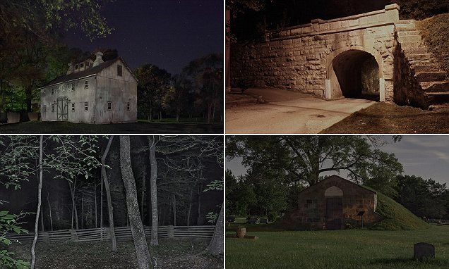A journey to freedom: Images of the Underground Railroad