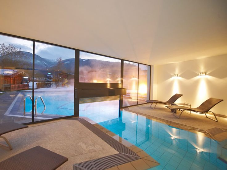 Amazing Pools That Are Both Indoor And Outdoor | Swimming pools ...