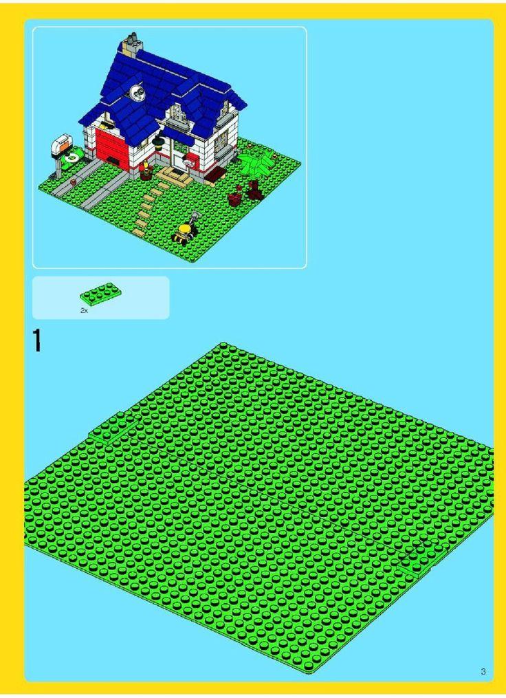 Creator - Apple Tree House [Lego 5891]