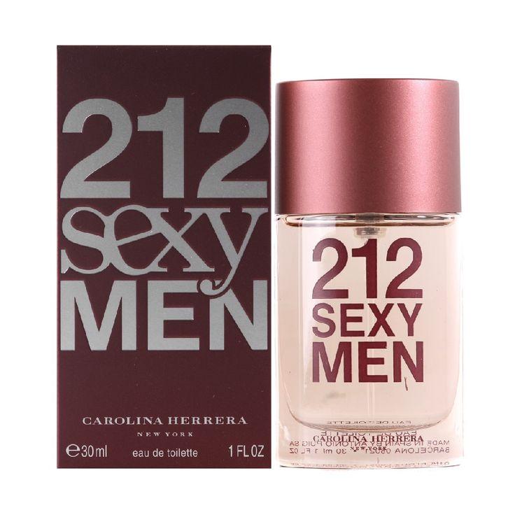 Carolina Herrera 212 Sexy Erkek Edt 30ML :: Burcu YAVUZ
