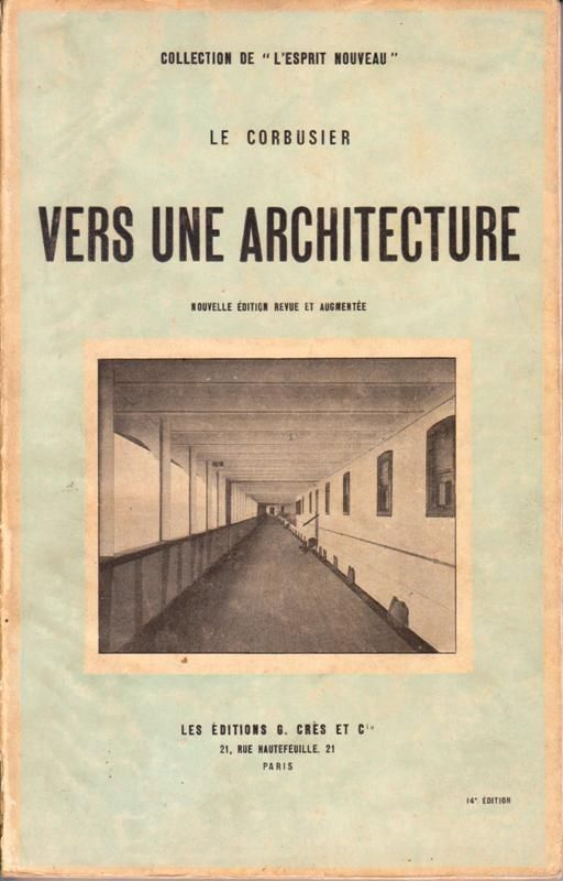 9 best book torrent images on pinterest pdf tutorials and before vers une architecture le corbusier fandeluxe Images