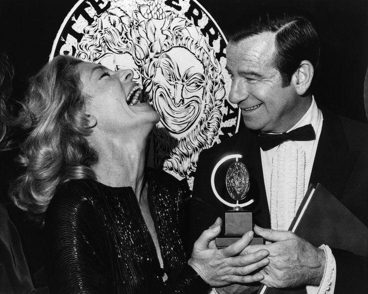 Lauren Bacall e Walter Matthau