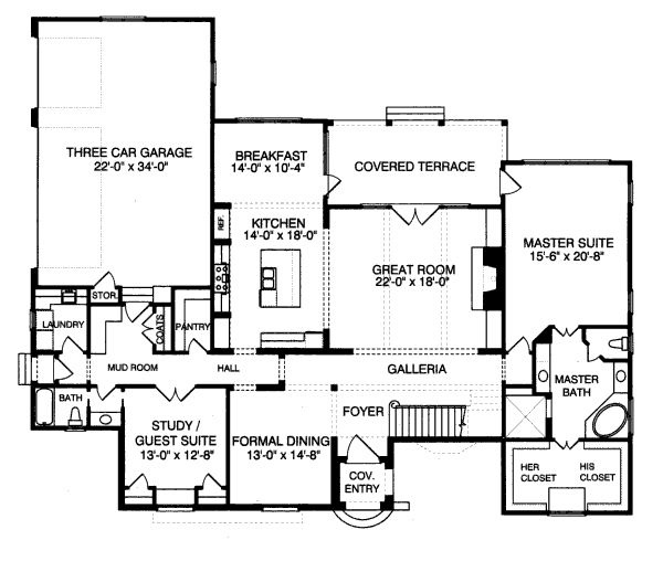 Awesome Mother Daughter Home Plans #3: 118 Best Floor Plans For My Dream House Images On Pinterest | Architecture, House  Floor Plans And Dream House Plans